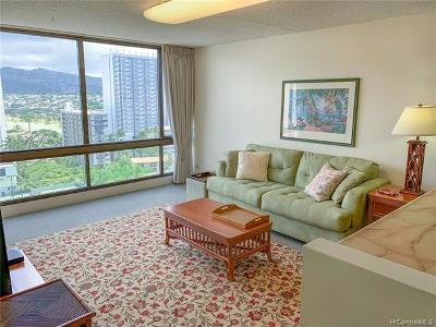 Honolulu Condo/Townhouse For Sale: 229 Paoakalani Avenue #1605