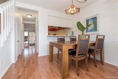 Mililani Condo/Townhouse For Sale: 94-1470 Lanikuhana Avenue #557