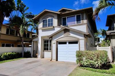 Ewa Beach Single Family Home For Sale: 91-1200 Keaunui Drive #109