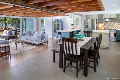 Kailua Single Family Home For Sale: 211 N Kainalu Drive