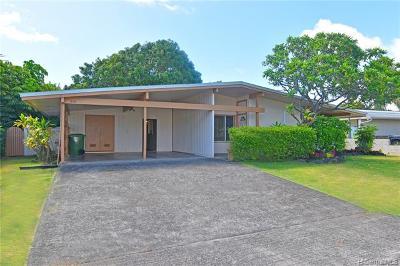 AIKAHI PARK Single Family Home For Sale: 216 Aikahi Loop