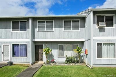 Waimanalo Condo/Townhouse For Sale: 41-726 Paloa Place