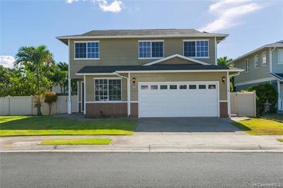 Ewa Beach Single Family Home For Sale: 91-1025 Kamaehu Street