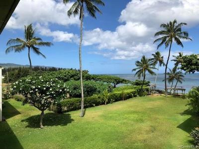 Haleiwa Condo/Townhouse For Sale: 66-303 Haleiwa Road #A311