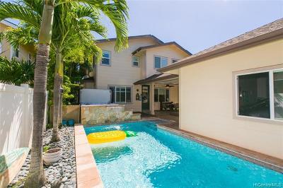 Ewa Beach Single Family Home For Sale: 91-1020 Kai Wana Street