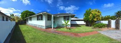 Kailua Single Family Home For Sale: 316 Kawainui Street