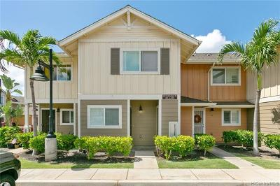 Kapolei Condo/Townhouse For Sale: 540 Manawai Street #602