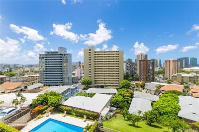 Honolulu Condo/Townhouse For Sale: 927 Prospect Street #302