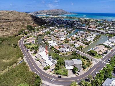 Honolulu Single Family Home For Sale: 427 Kawaihae Street #104