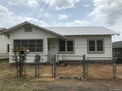Waianae Single Family Home For Sale: 85-915 Midway Street