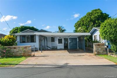 Ewa Beach Single Family Home For Sale: 91-647 Pohakupuna Road