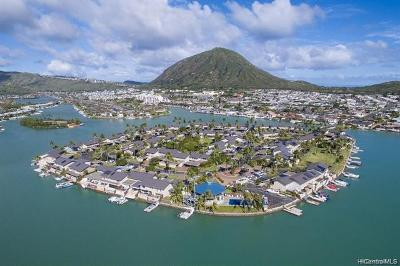 Honolulu Condo/Townhouse For Sale: 820 Koko Isle Circle #2206