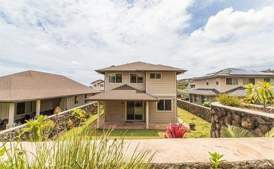 Kapolei Single Family Home For Sale: 92-717 Kuhoho Place