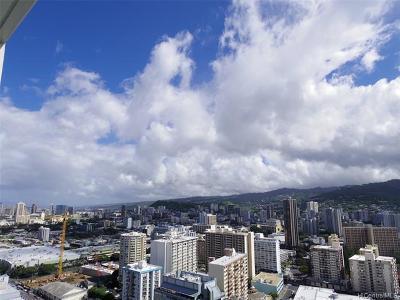 Honolulu Condo/Townhouse For Sale: 1631 Kapiolani Boulevard #3303