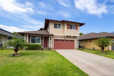 Ewa Beach Single Family Home For Sale: 91-1772 Puhiko Street