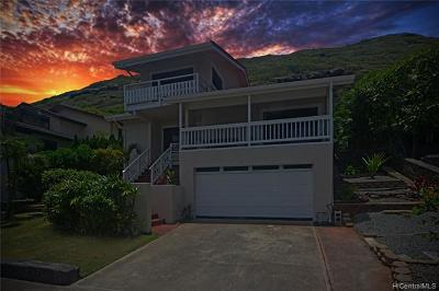 KALAMA VALLEY Single Family Home For Sale: 1120 Kahului Street