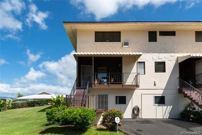Aiea Condo/Townhouse For Sale: 98-500 Kaonohi Street #471