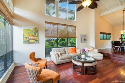 MARINERS RIDGE Single Family Home For Sale: 1097 Kaumoku Street
