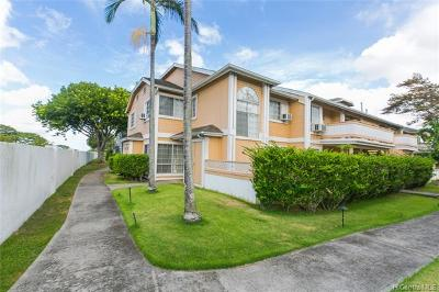Condo/Townhouse For Sale: 572 Mananai Place #20A