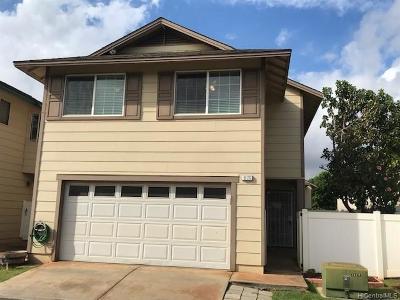 Ewa Beach Single Family Home For Sale: 91-212 Kuina Place #103