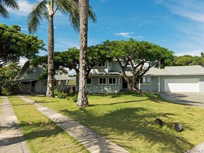 Haleiwa Single Family Home For Sale: 59-609 Maulukua Place