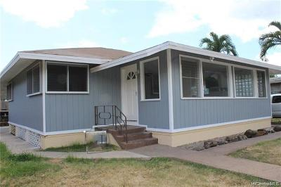 Waianae Single Family Home For Sale: 86-053 Farrington Highway