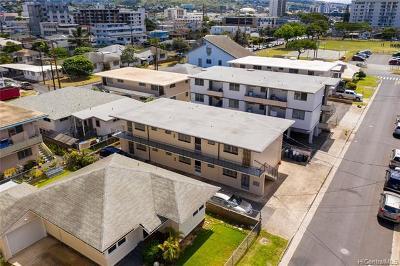 Honolulu Multi Family Home For Sale: 1760 Malanai Street