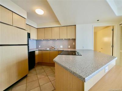 Honolulu Condo/Townhouse For Sale: 801 S King Street #2703