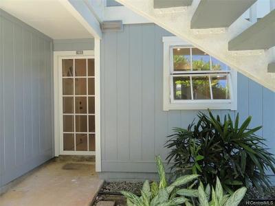 Kailua Condo/Townhouse For Sale: 355 Aoloa Street #L103