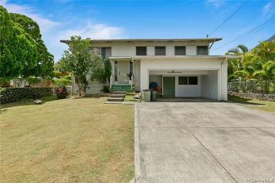 Kaneohe Single Family Home For Sale: 45-721 Hinamoe Loop