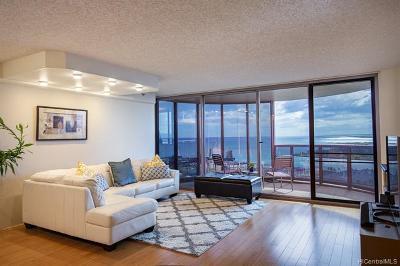 Honolulu Condo/Townhouse For Sale: 415 South Street #2502