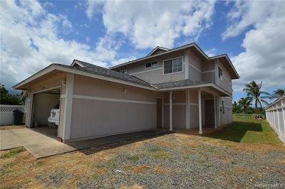 West Loch Estates, West Loch Fairways Single Family Home For Sale: 91-1188 Makaaloa Street