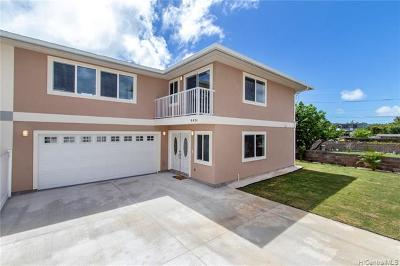 Kailua  Condo/Townhouse For Sale: 443a Kawainui Street #443A