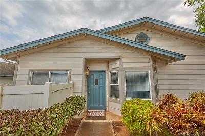 Ewa Beach Condo/Townhouse For Sale: 91-1051 Keoneula Boulevard #E1