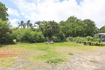 Honolulu County Residential Lots & Land For Sale: 431 Kawailoa Road #C