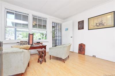 Single Family Home For Sale: 425 Kawailoa Road #B