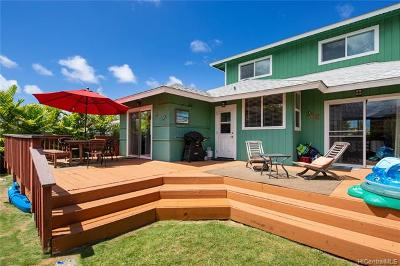 Kailua Single Family Home For Sale: 346a Hualani Street