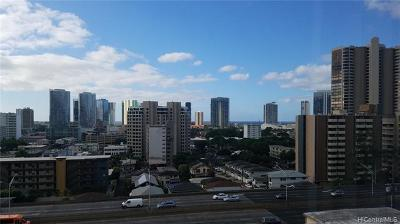 Honolulu Condo/Townhouse For Sale: 1400 Pensacola Street #1001