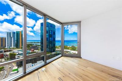 Honolulu County Condo/Townhouse For Sale: 1001 Queen Street #2108