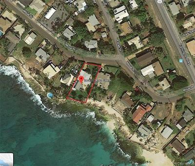 Waianae Single Family Home For Sale: 84-891 Moua Street
