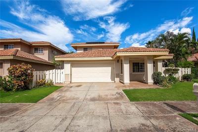 Kapolei Single Family Home For Sale: 91-1010 Hokunui Street