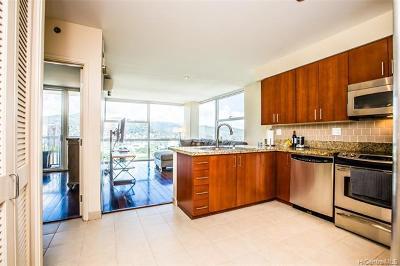 Honolulu Condo/Townhouse For Sale: 909 Kapiolani Boulevard #2508