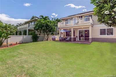 Ewa Beach Single Family Home For Sale: 91-780 Launahele Street #96