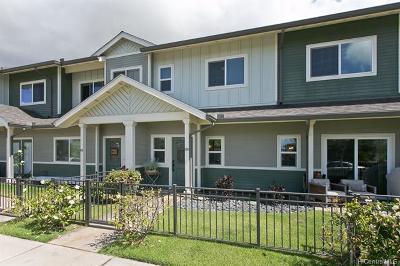 Kapolei Condo/Townhouse For Sale: 458 Manawai Street #703