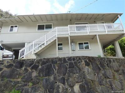 Honolulu Single Family Home For Sale: 3031 Nihi Street #J10