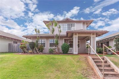 Kapolei Single Family Home For Sale: 91-886 Oaniani Street