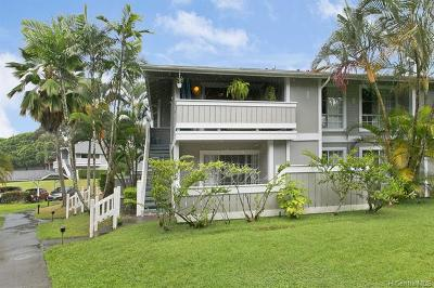 Kaneohe Condo/Townhouse For Sale: 46-1039 Emepela Way #15T