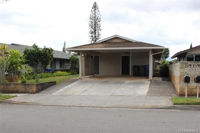 Mililani Single Family Home For Sale: 95-777 Maio Street