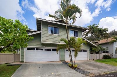 Mililani Single Family Home For Sale: 95-971 Wikao Street #11
