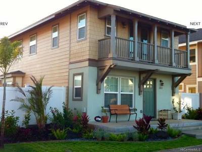 Ewa Beach Single Family Home For Sale: 91-1782 Waiaama Street